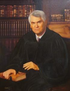 Judge Robert P. Frank