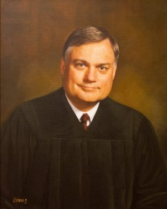 Judge Robert J. Humphres