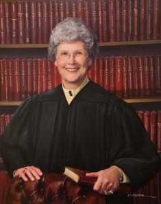 Judge Jean Harris Clements