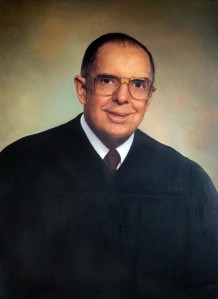 Judge Marvin F. Cole